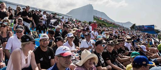 Turistas aprovam os Jogos Olímpicos Rio 2016 e querem voltar ao Rio