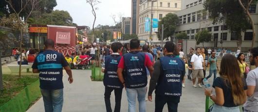 Fiscalização e Ordenamento no Boulevard Olímpico