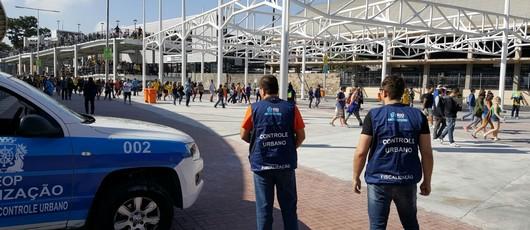 Fiscalização Entorno do Estádio Olímpico