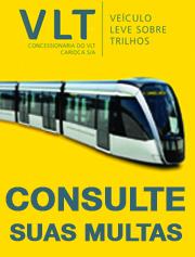 VLT - consulte suas Multas