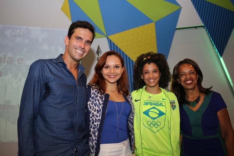Seminário Mulheres do Esporte – Cidadania e Inserção reuniu autoridades no Rio