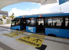 Cariocas ganham benefício de integração tarifária entre BRT e Metrô