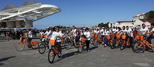 Dia Mundial sem Carro é comemorado com ações educativas na cidade