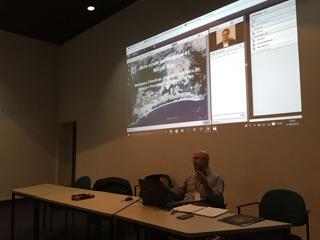 Planetário recebe Webinar promovido pela NASA e Prefeitura do Rio