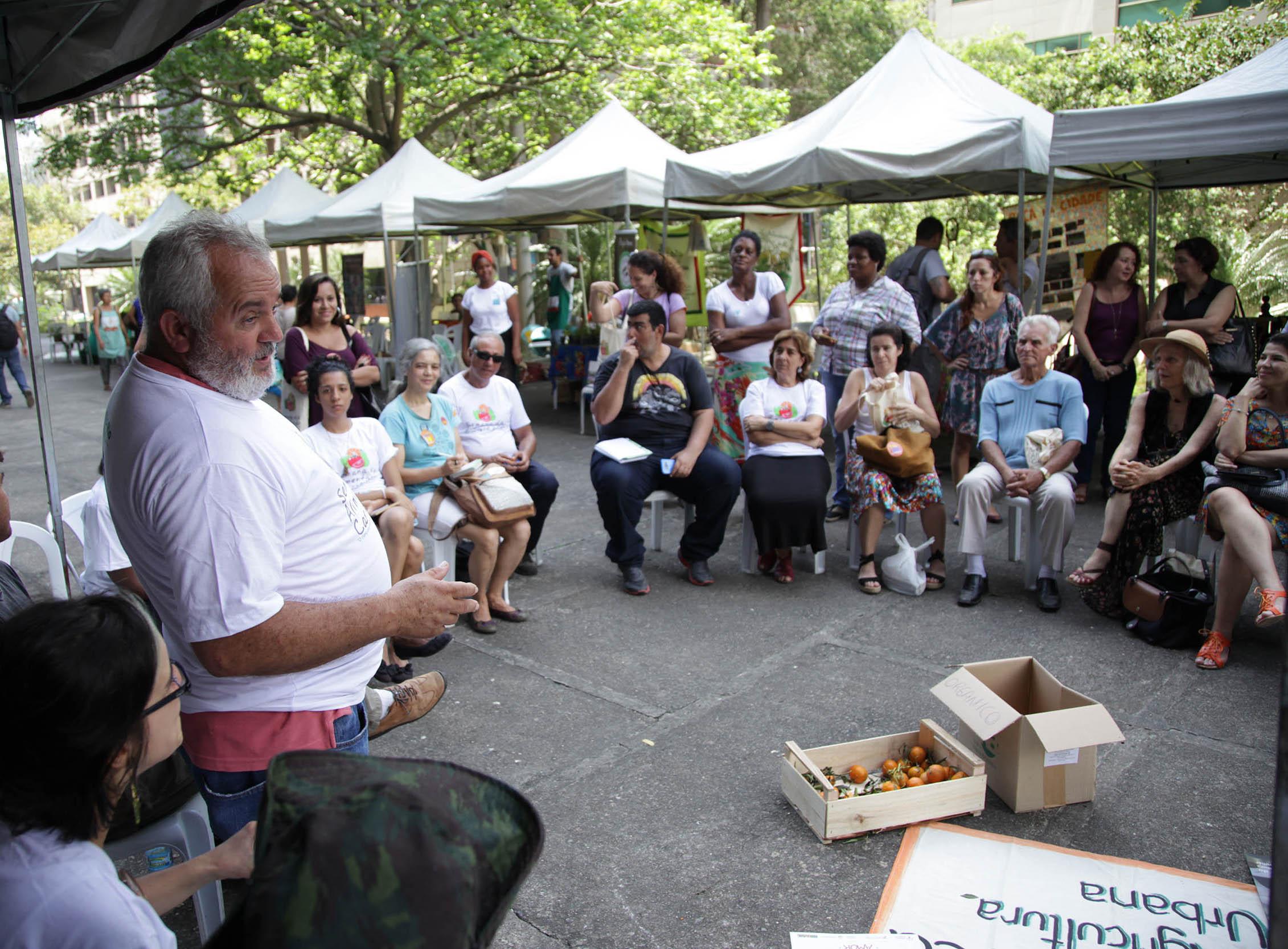 Prefeitura celebra Dia Mundial da Alimentação com 'Café na Roça'