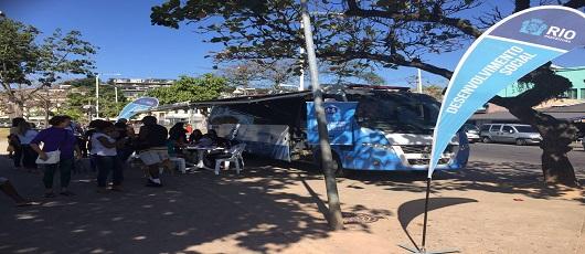 Programa Família Acolhedora atua no Aterro do Cocotá