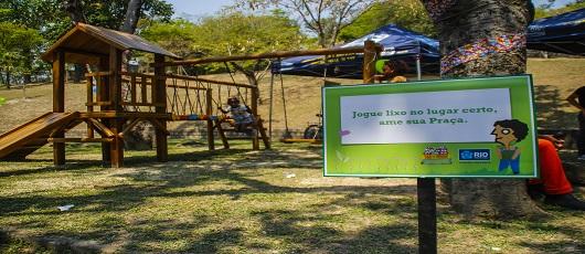 Festa comemora 50 anos do Parque Ary Barroso