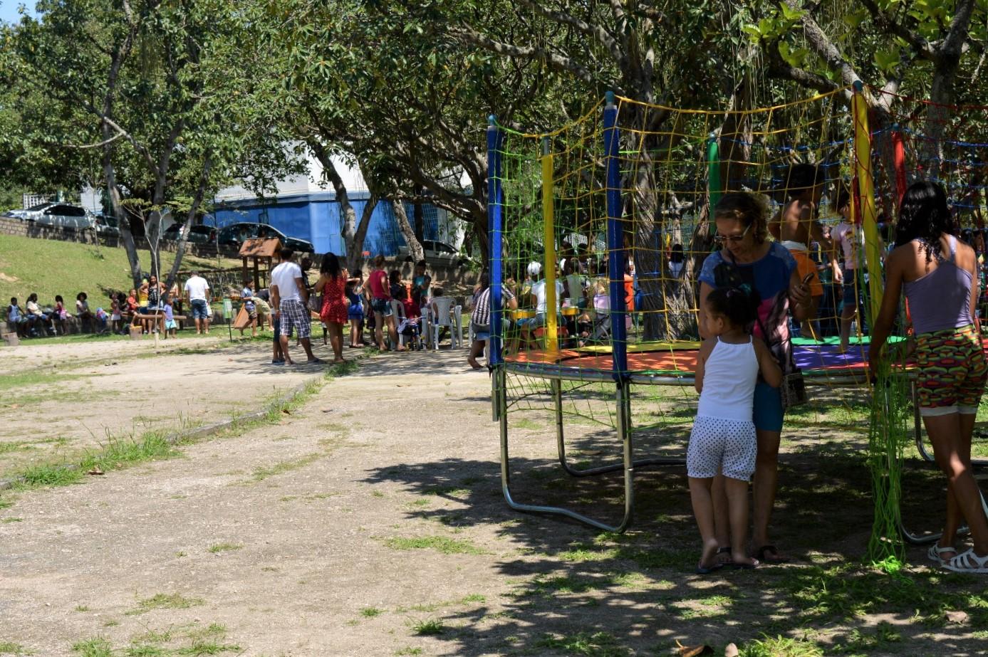 <Strong>Dia das Crianças Movimenta Parque Ary Barroso</Strong>