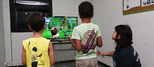Terapia dos Jogos ajuda no tratamento de pessoas com deficiência