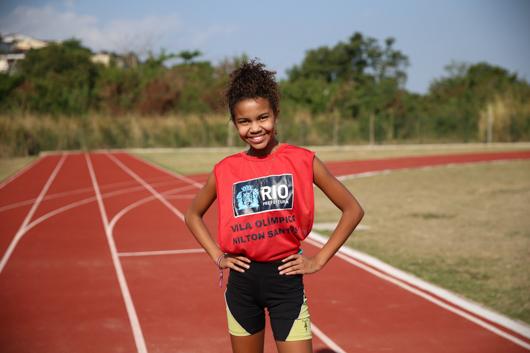 Ilha Olímpica: da comunidade às pistas de atletismo
