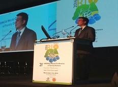 Secretário de Saúde recebe o maior prêmio de Medicina de Família e Comunidade do mundo