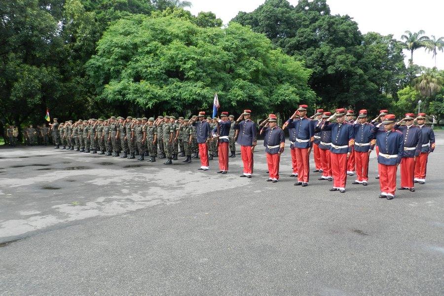 <Strong>Exército celebra Proclamação da República no Campo de Santana</Strong>