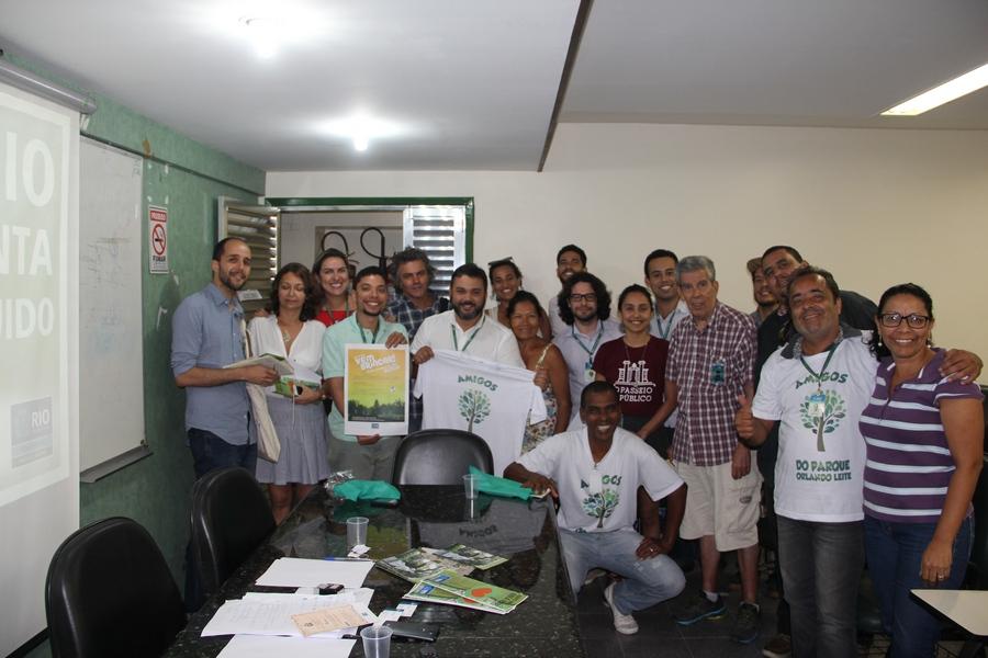 <Strong>Fundação Parques e Jardins e sociedade unidos pela gestão da cidade </Strong>