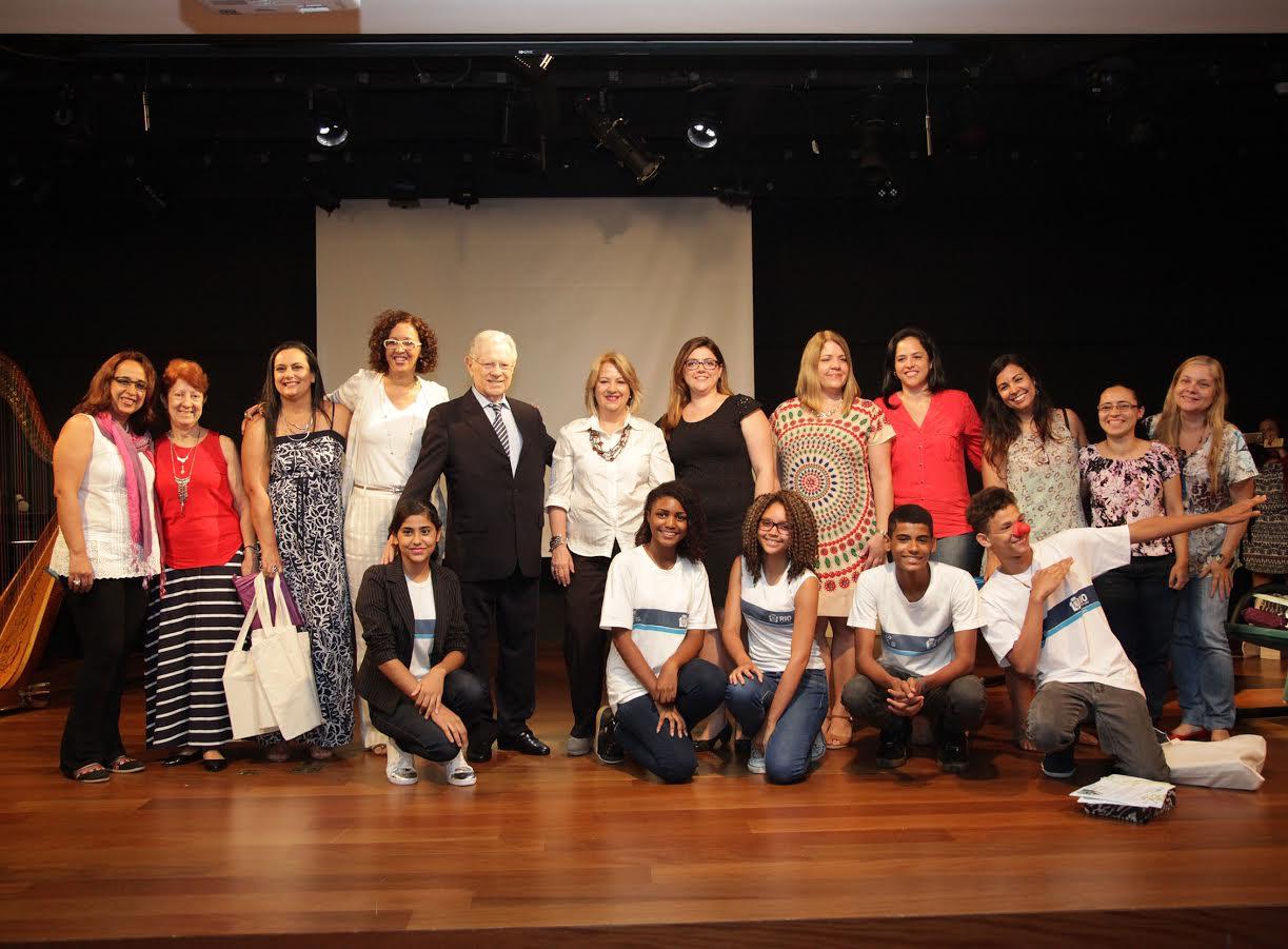 Maratona Escolar em homenagem a Orígenes Lessa premia alunos da rede municipal