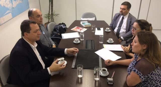 Superintendência do Banco do Brasil vai ao Procon Carioca para tratar da reestruturação de agências