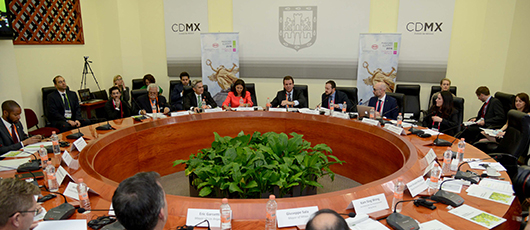 Cúpula C40: Eduardo Paes apresenta metas climáticas para cidades globais até 2020