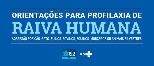 Banner SVS Protocolo Raiva