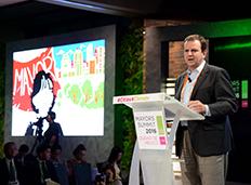C40: Paes apresenta fundo financeiro de apoio a ações contra aquecimento global e mudança climática