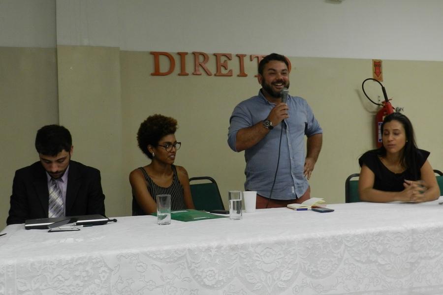 <Strong>Presidente da FPJ fala sobre a importância da conservação e do paisagismo a alunos</Strong>