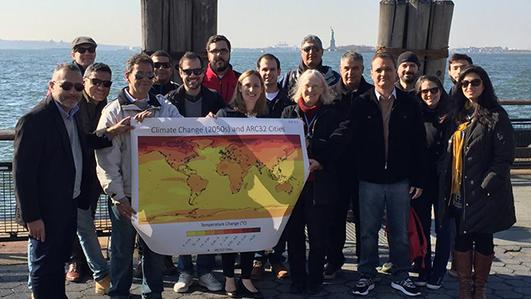 Defesa Civil Rio participa de workshop junto a NASA em Nova York