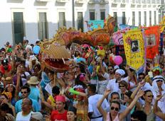 Ensaios técnicos trazem clima carnavalesco à cidade a partir deste domingo