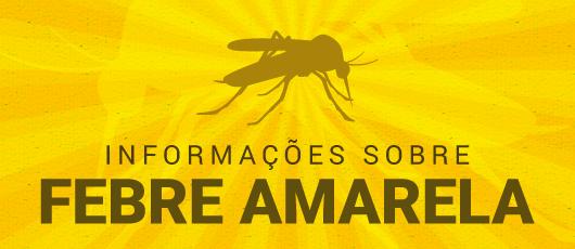 Informações sobre Febre Amarela
