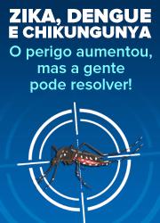 Zika, Dengue e Chikungunya