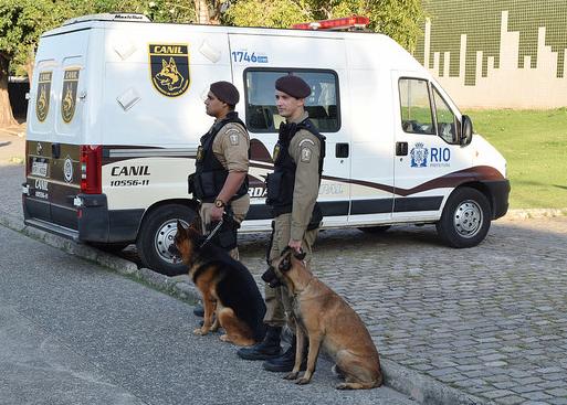Operação Verão: GM-Rio aumenta efetivo na orla e reforça patrulhamento com cães
