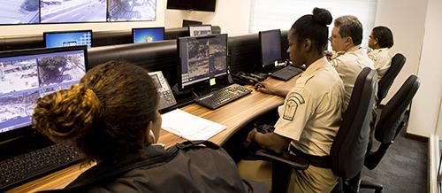 GM-Rio amplia Centro de Controle Operacional e inicia projeto de videomonitoramento