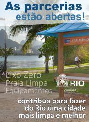 Praia Limpa, Lixo Zero e Equipamentos: Parcerias abertas