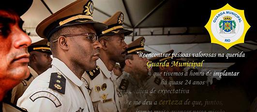 Mensagem aos valorosos Guardas Municipais