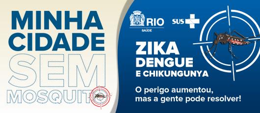Banner Cheklist Dengue Zika e Chikungunya