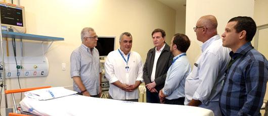 Hospital Miguel Couto ganha Setor de Endoscopia e Colonoscopia