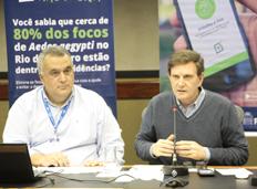Prefeitura convoca cariocas para mobilização contra o Aedes aegypti