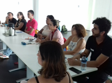 Museus da Prefeitura participam de palestra sobre plataformas como Wikipedia