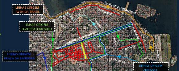 Prefeitura monta esquema especial de trânsito e transporte para o Carnaval 2017