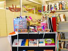 Samba e literatura na Biblioteca Abgar Renault