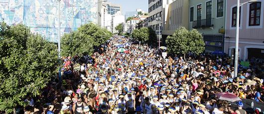 Região Portuária terá palco especial com shows para o Carnaval