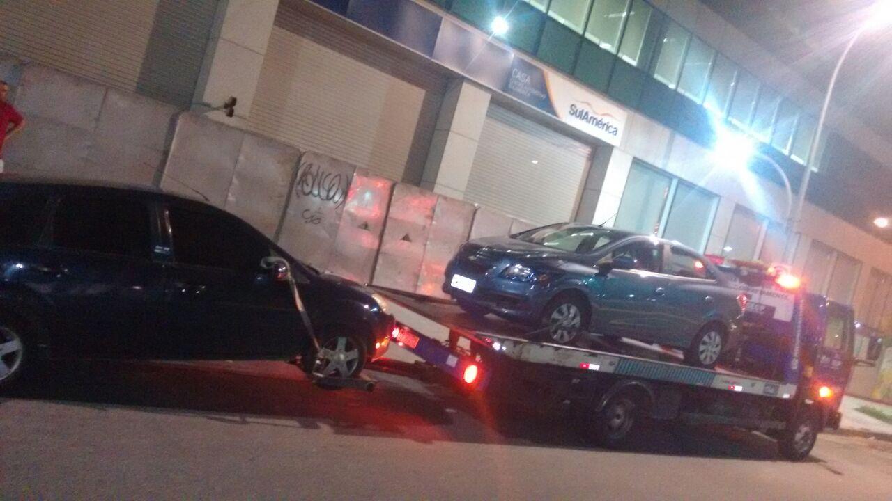Operação reboque da Seop removeu em quatro dias 314 veículos irregulares