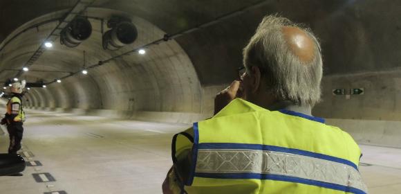 Túnel Marcello Alencar pode receber sistema de controle de velocidade
