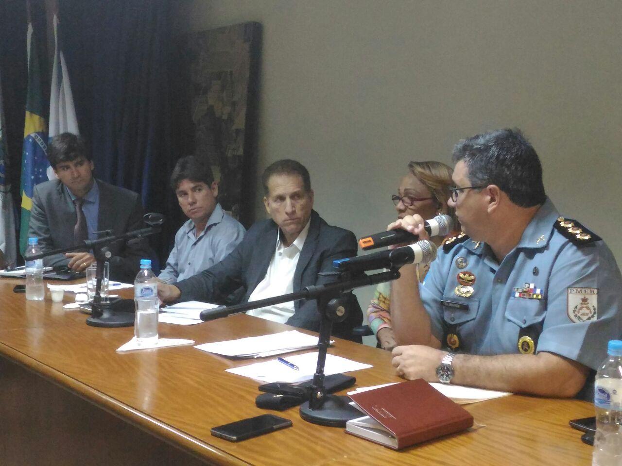 Seop segue com participação ativa em reuniões de conselhos comunitários de segurança
