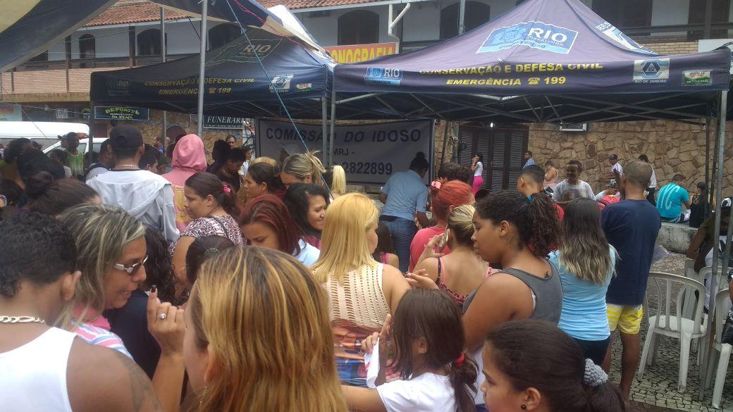 Ação social #Cuidandodaspessoas! realiza mais de 3 mil atendimentos