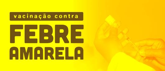 Sábado terá mobilização contra a febre amarela nos postos de saúde
