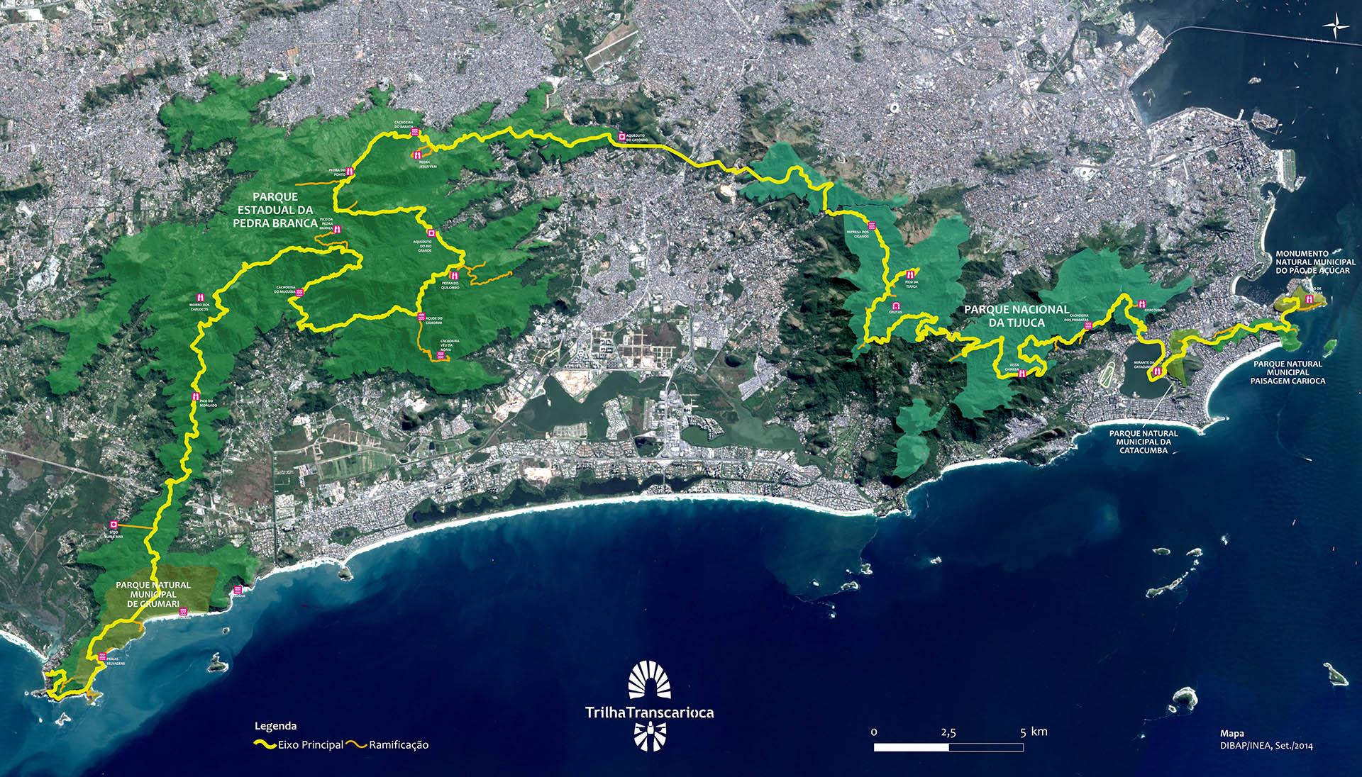 Segurança em trilhas é tema de reunião na Seop