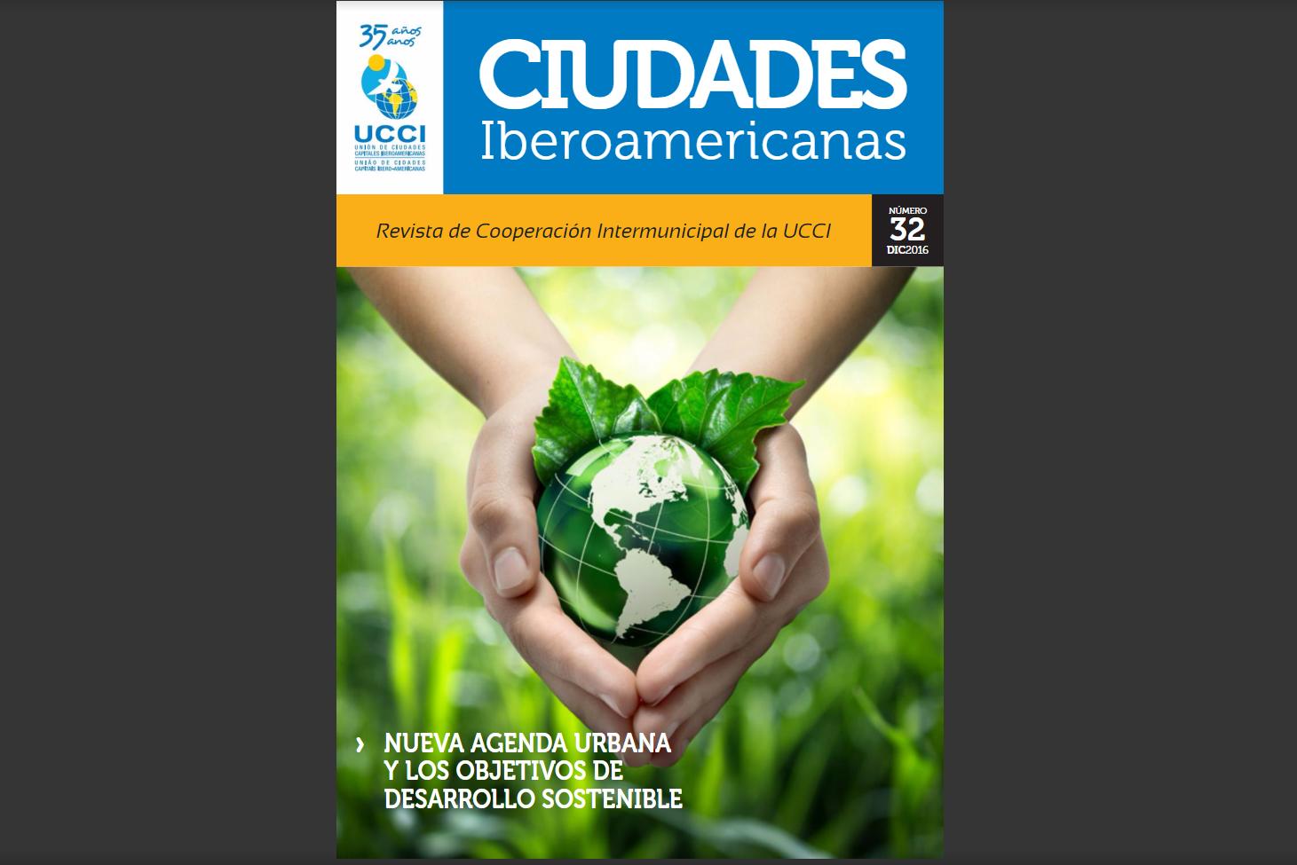 Revista da UCCI sobre implementação dos ODS