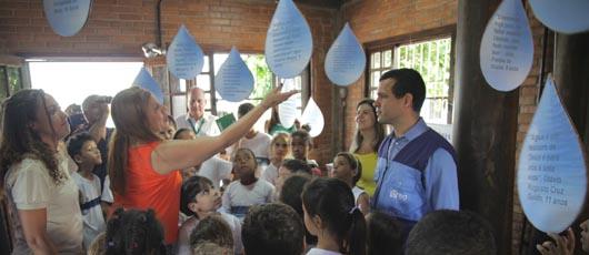 No Dia Mundial da Água, Prefeitura reabre Centro de Educação Ambiental da Ilha