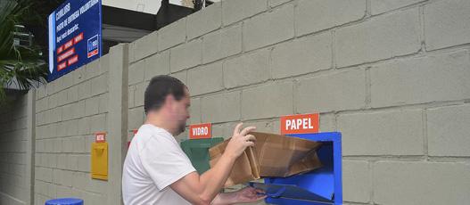 Comlurb entrega Posto de Entrega Voluntária na Tijuca