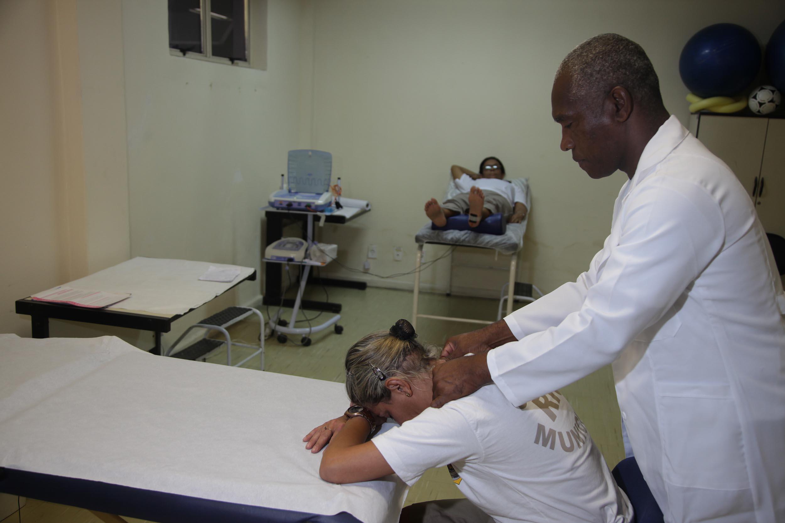 Centro de Bem-Estar e Qualidade de Vida da GM-Rio preza pela saúde dos agentes