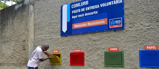 Você conhece o Posto de Entrega Voluntária (PEV)? Sabe para que serve?