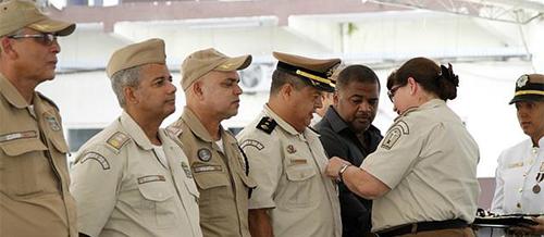 Guarda Municipal comemora aniversário de 24 anos